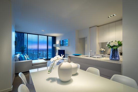 1 bedroom Apartment - Picture of Milano Serviced Apartments .