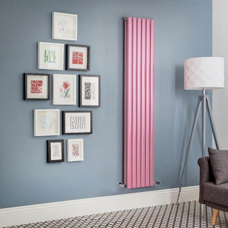 Replace old radiators