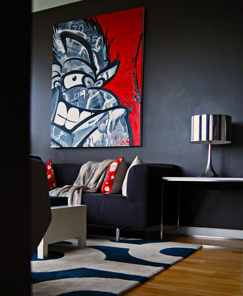 Moody Color Palette Edgy Decor