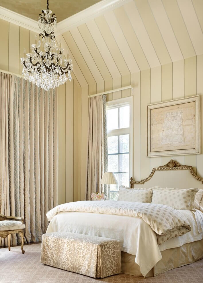 Neutral colors Classic French design