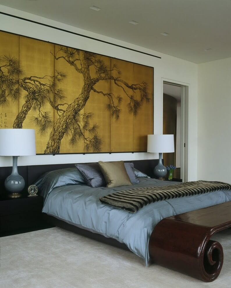 Modern Touch Bedroom Decor