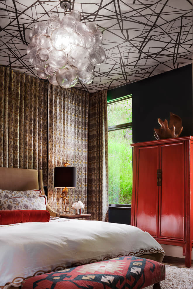 Modern style eclectic decor