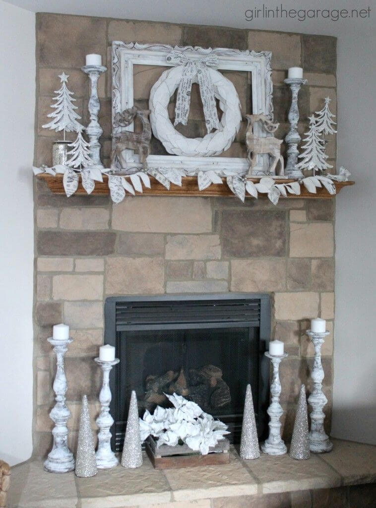 Winter Wonderland Cloak Christmas Decor