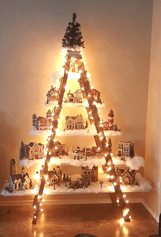 Fantastic roast style Christmas tree