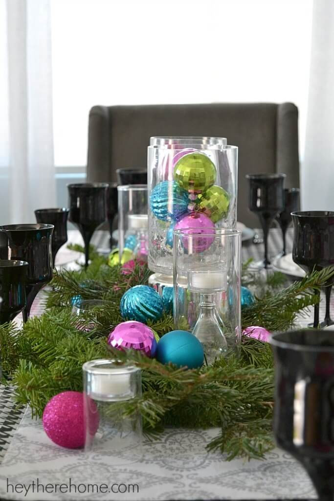 Fun Easy Christmas Table Decorations