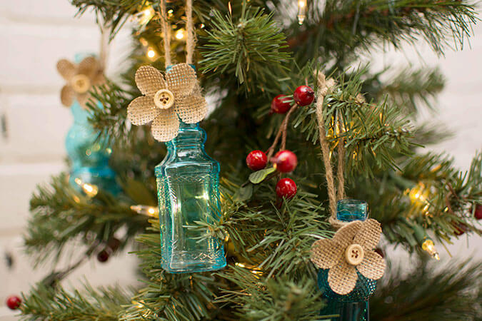scented ornament Christmas tree decoration