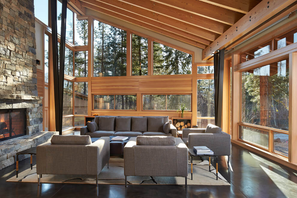 contemporary nature elements that live