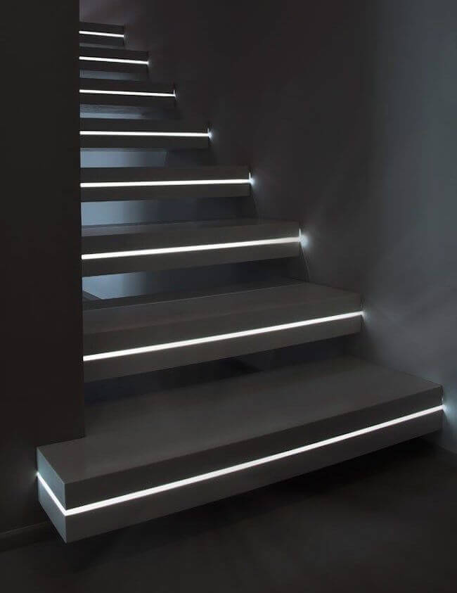 LED lighting staircase light