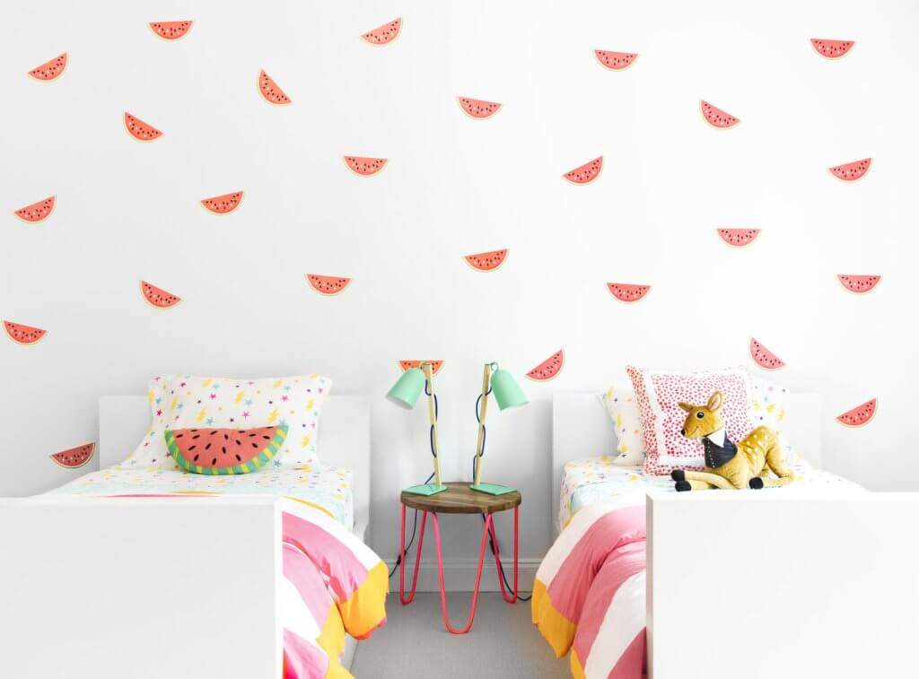 watermelon wall decor