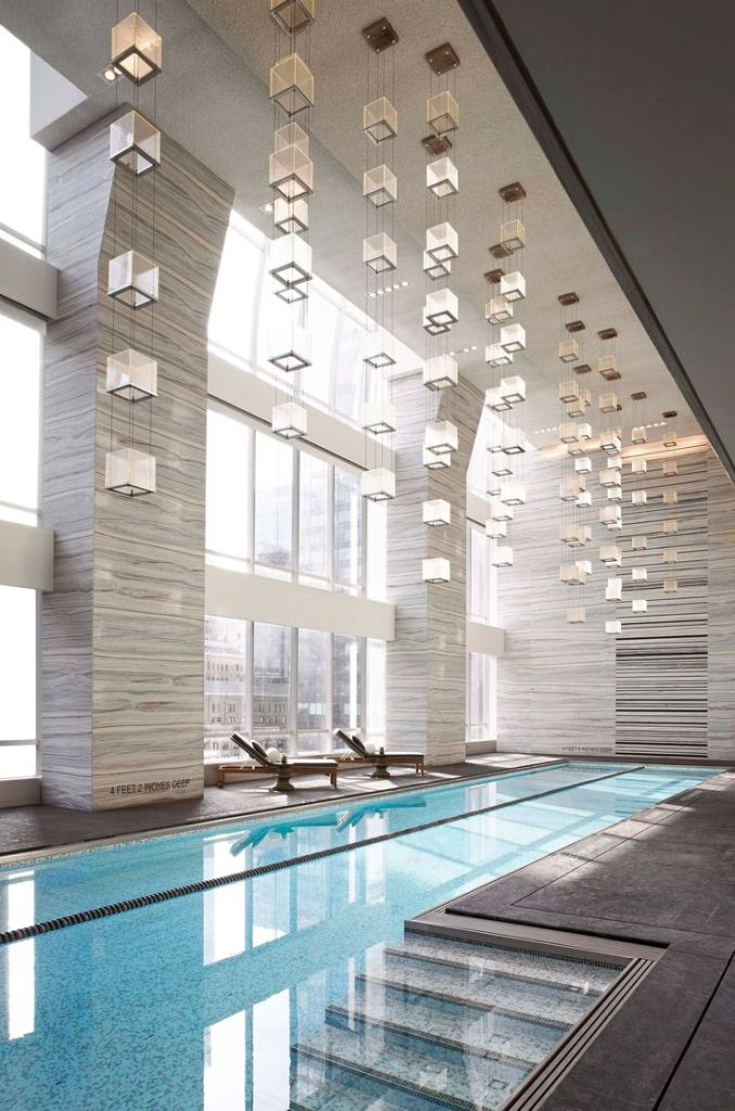 Park Hyatt New York indoor pool