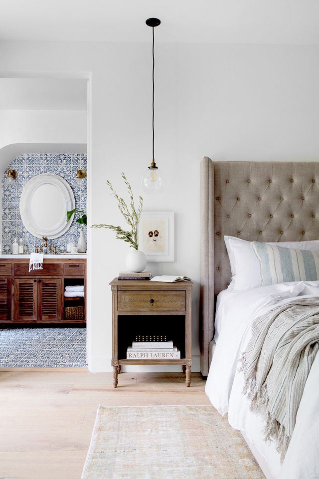 Neutral tones and soft textures
