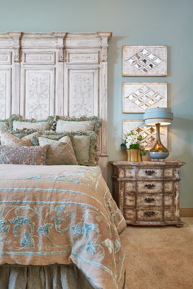 Inspiration for a great shabby-chic style