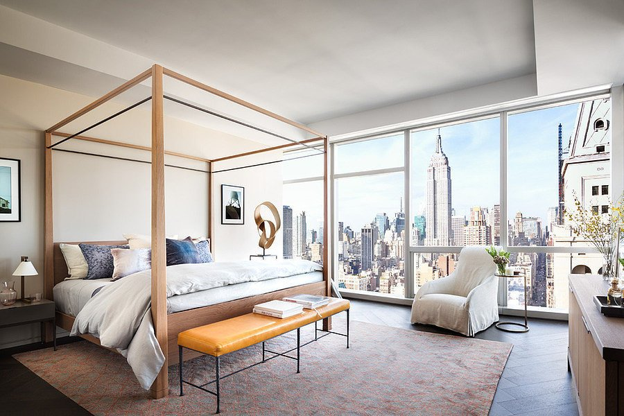 Gisele Bundchen and Tom Brady's apartment in NYC