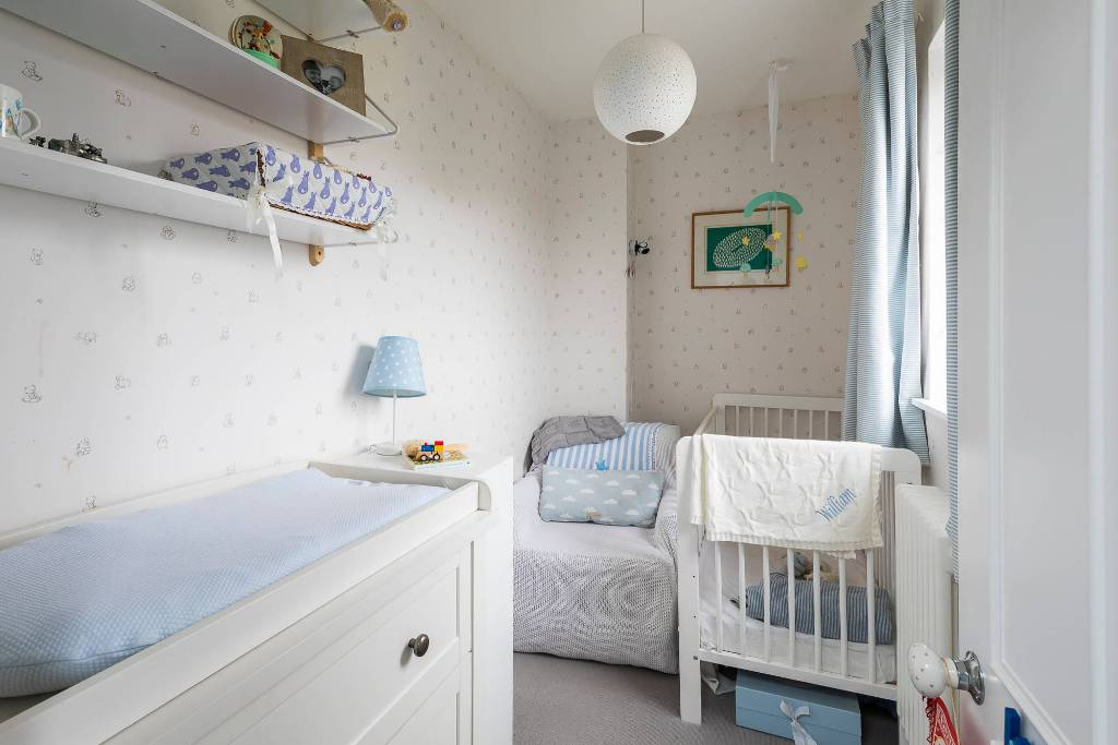 Small Space Kids Bedroom