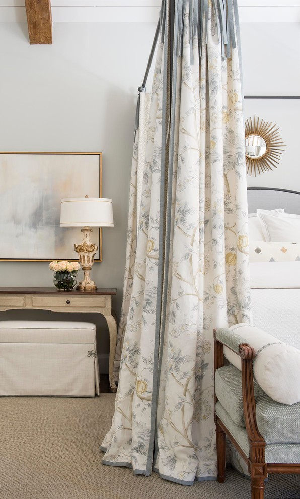 Bedroom Bed Curtains