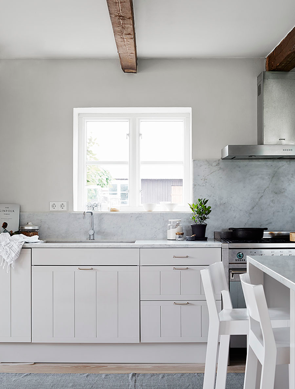 ideas for white kitchen decor