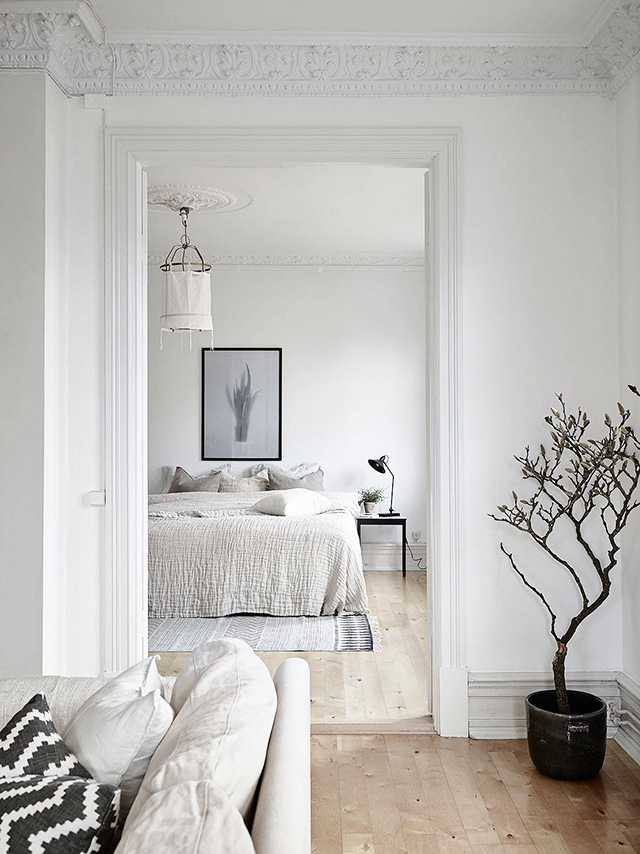 Nordic Style Bedroom Interior Design
