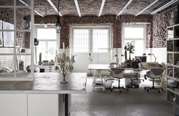 A creative and industrial studio in Stockholm