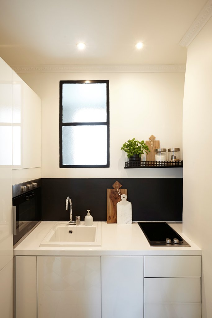 Small Space Kitchen Design