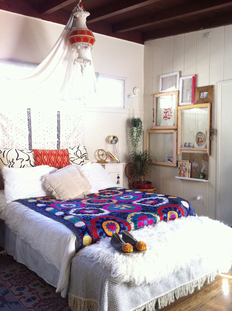 colorful eclectic bedrooms