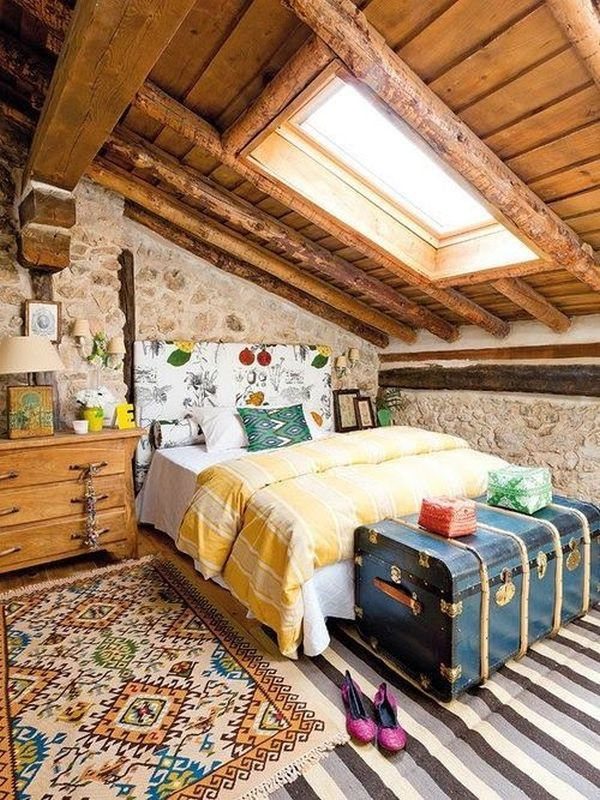 barn wind bohemian bedroom