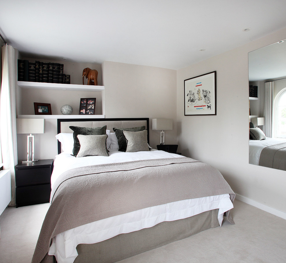 Refreshing ideas with small bedroom