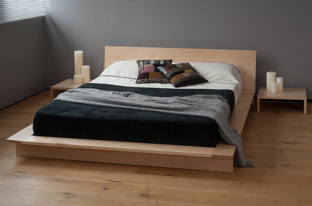 platform bed ideas