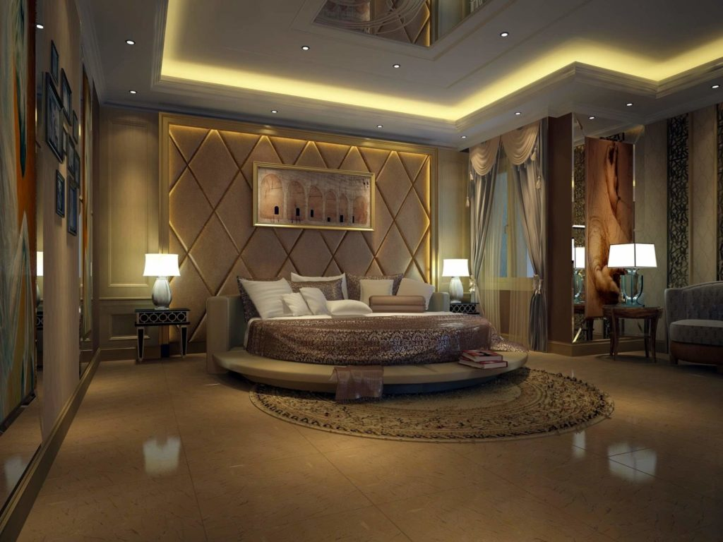 contemporary bedroom decoration ideas
