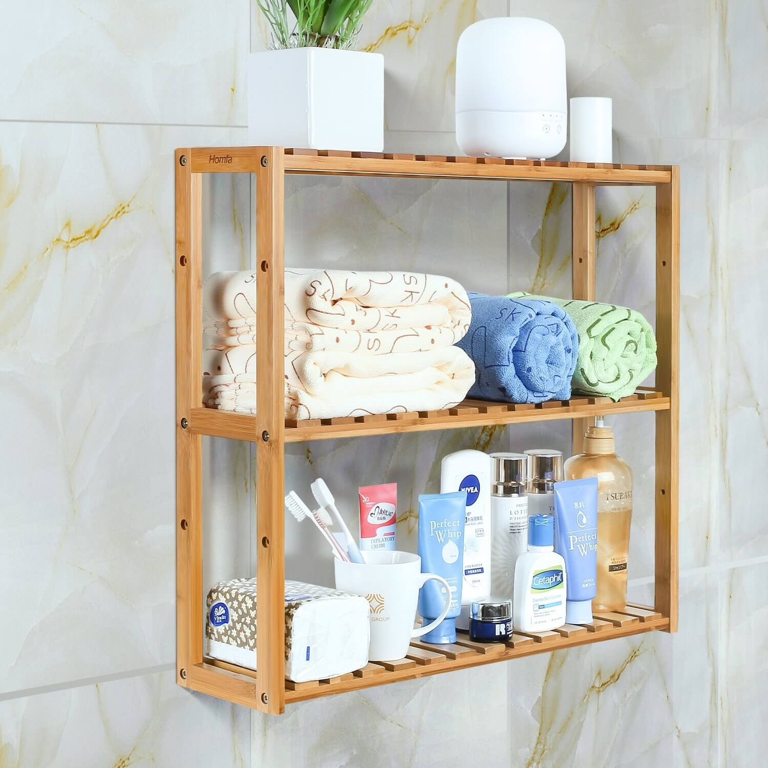 shelf for bathroom