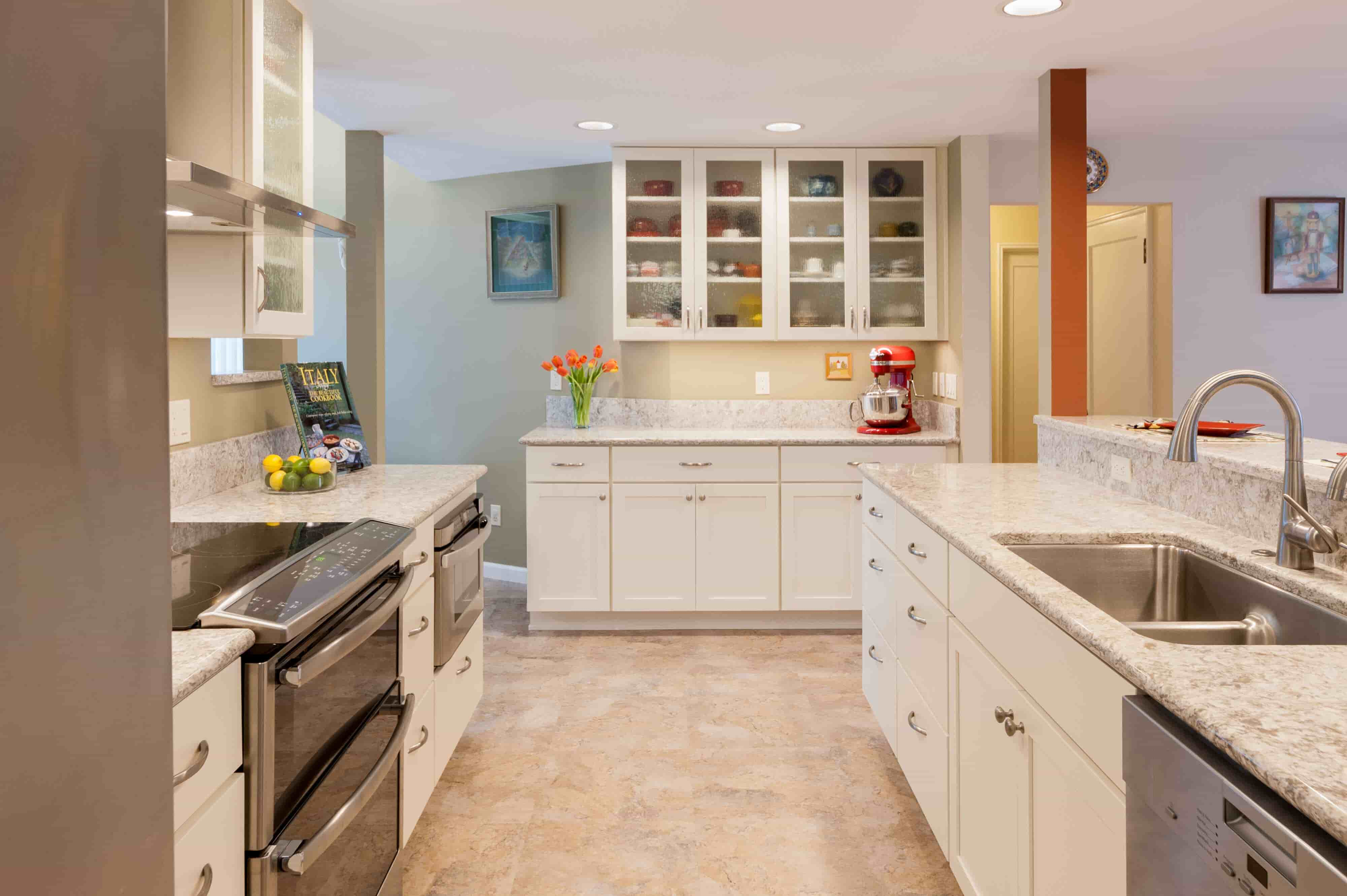Galley Kitchens Design Ideas