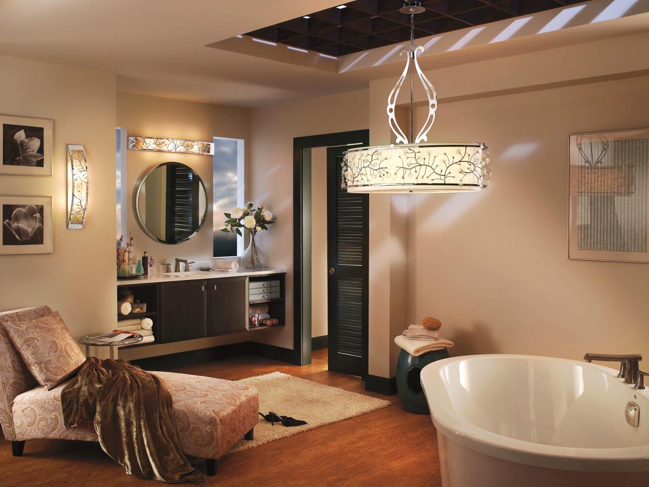 Smart bathroom lights 4
