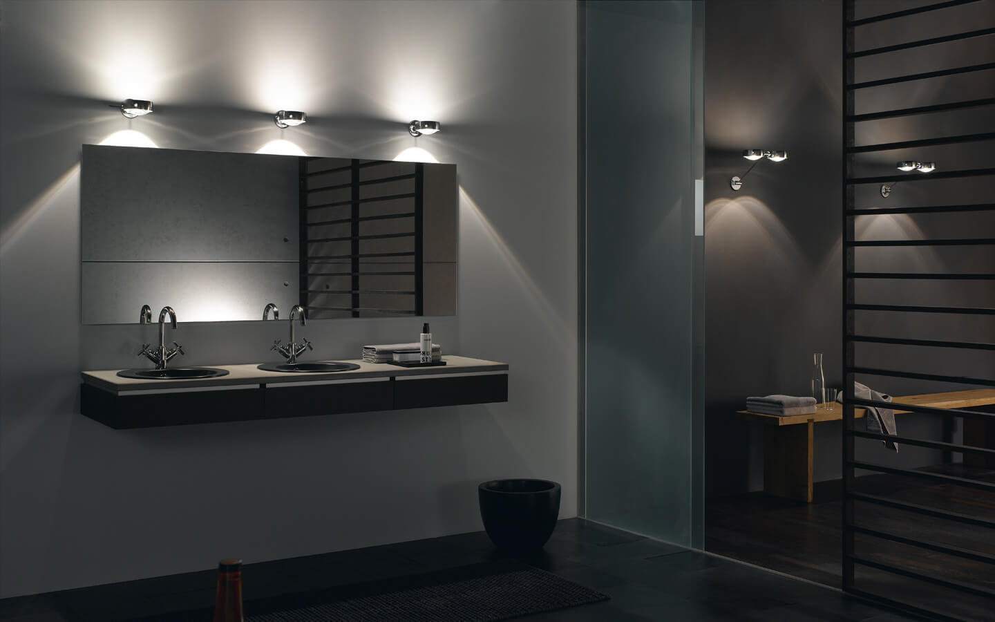 Smart bathroom lights 12