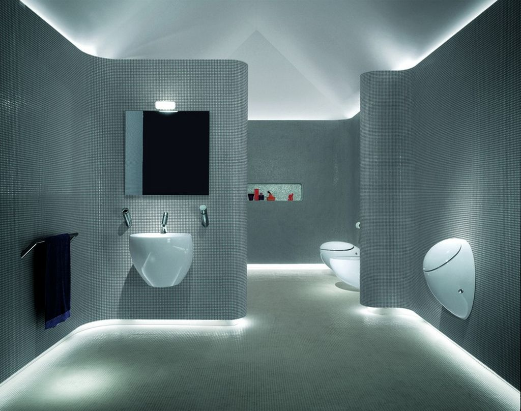 Smart bathroom lights 23