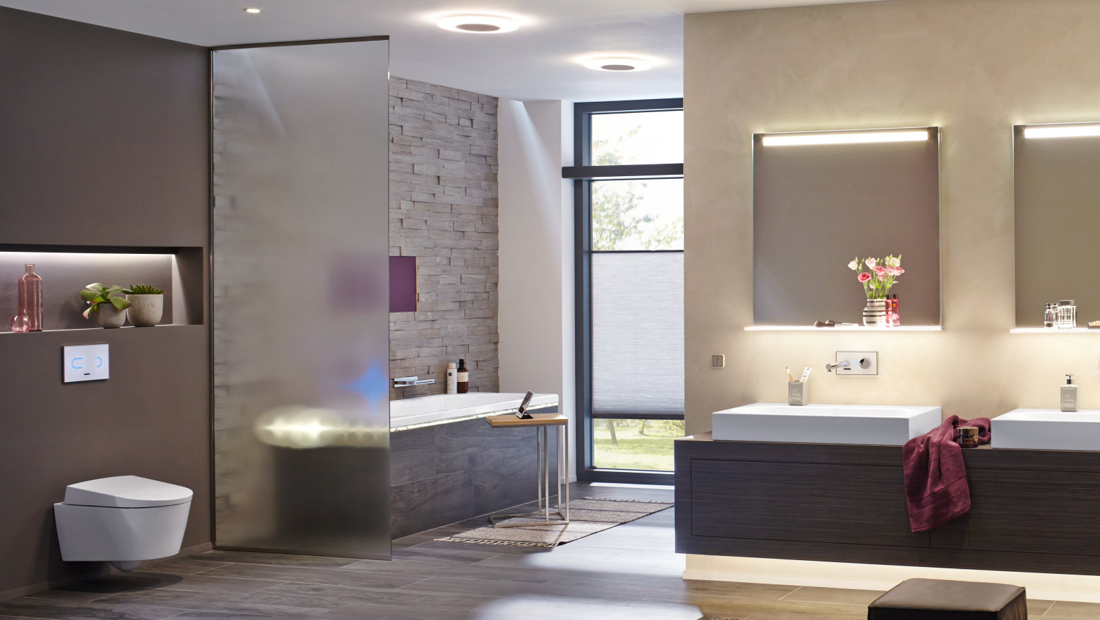 Smart bathroom lights 21