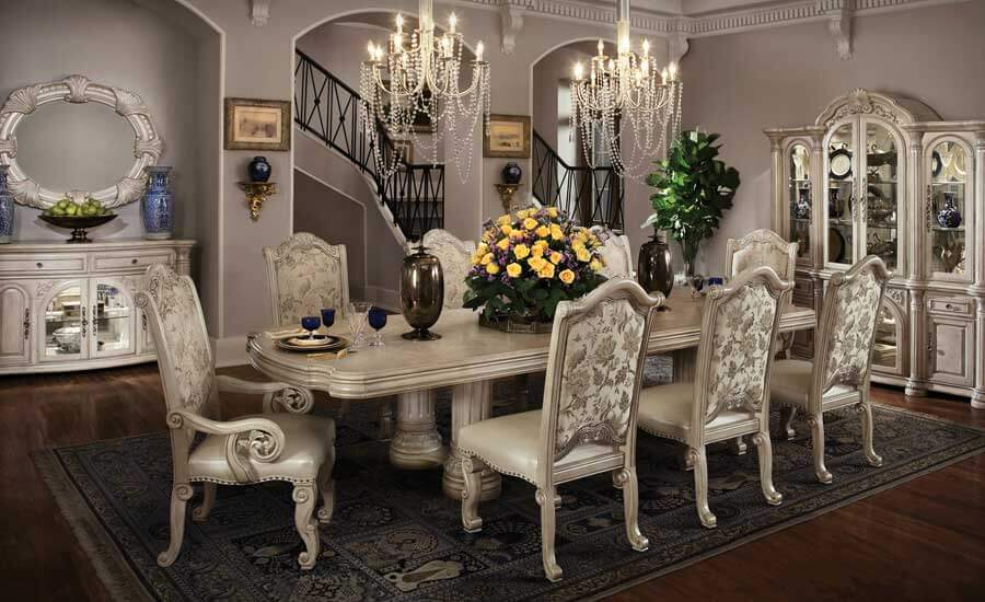 Ideas for decorating the dining room