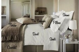 3 Ways to Create a Beautiful and Comfortable Bed | Bedroom | Home .