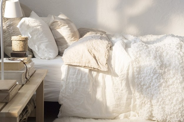 17 Ways To Make Your Bed The Coziest Place On Ear