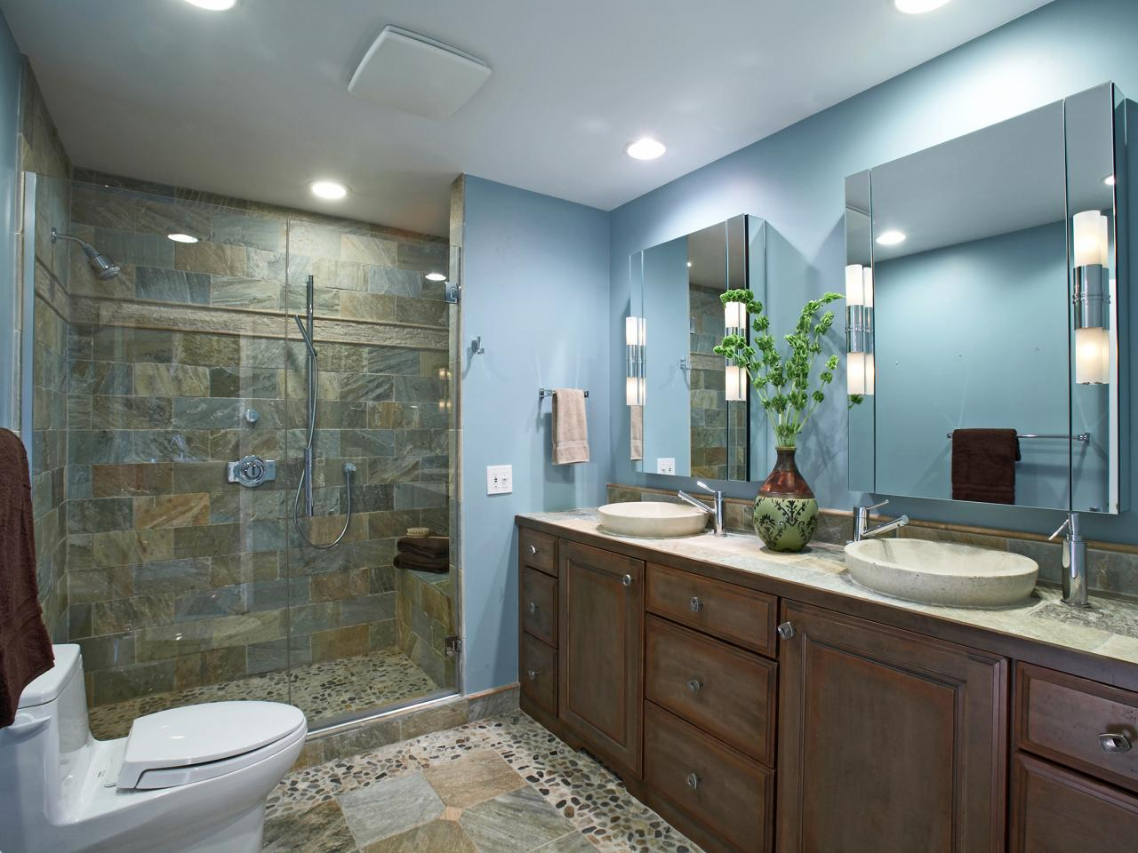 Smart bathroom lights 1