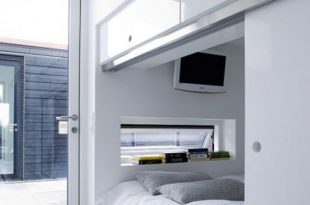 35 Amazing Small Space Alcove Beds | Bed nook, Alcove bed, Small .