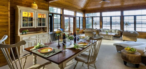 American Country Design Ideas | House furniture design, Country .