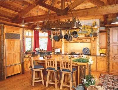Country Decorating Idea: American Rustic | HowStuffWor