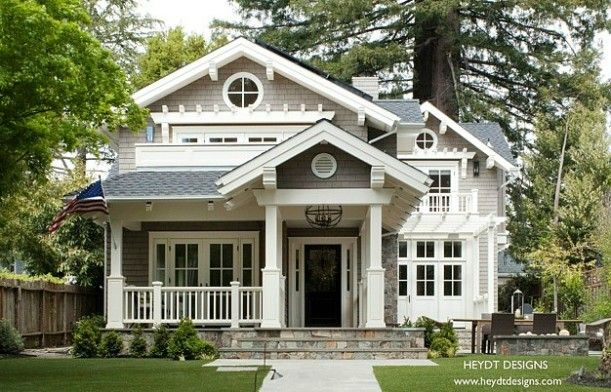 FHC Architecture Blog: American House Styles Research | Cottage .