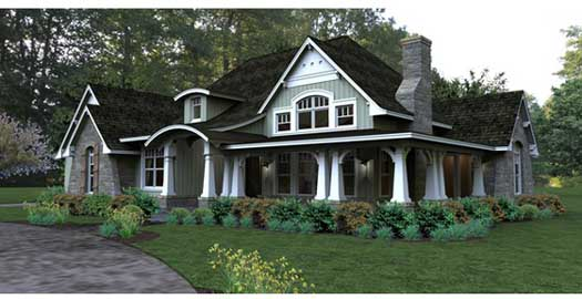 Country House Plans | Find Your Perfect Country Style House Pla
