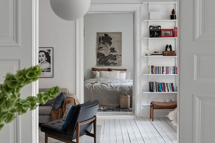 Sweden | Beautiful and inspiring apartments and houses of Swed