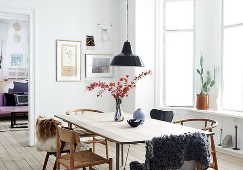 Move Over, All White—This New Décor Trend Has the Scandinavian .