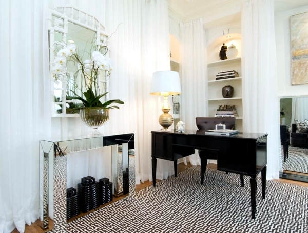 Art Deco Decor – Interior Design Ideas for Luxury Apartment .