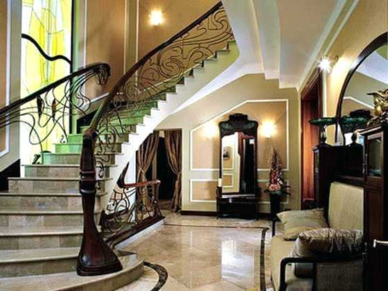 Beautiful Home Interiors in Art Deco Style - Architecture We