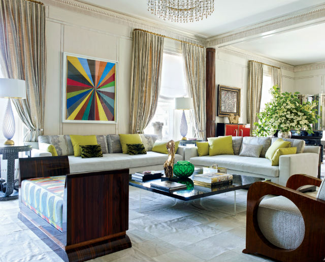 Stunning Decorating Ideas In Art Deco Sty