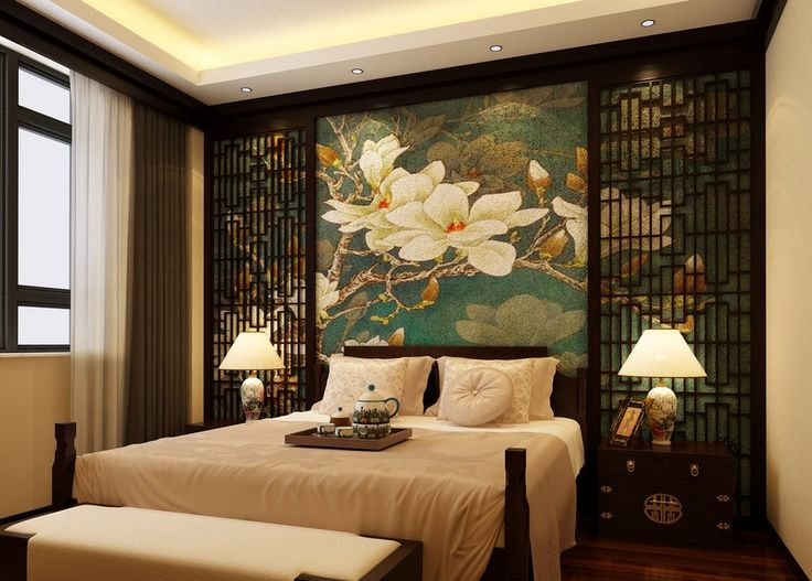 "159 Best Images About ~ Asian Interior ""bedroom"" ~ On, Chinese ."