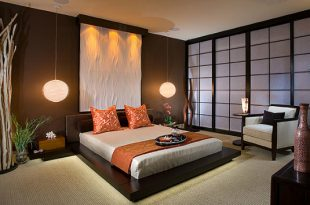 15 Charming Bedrooms with Asian Influence | Home Design Lov